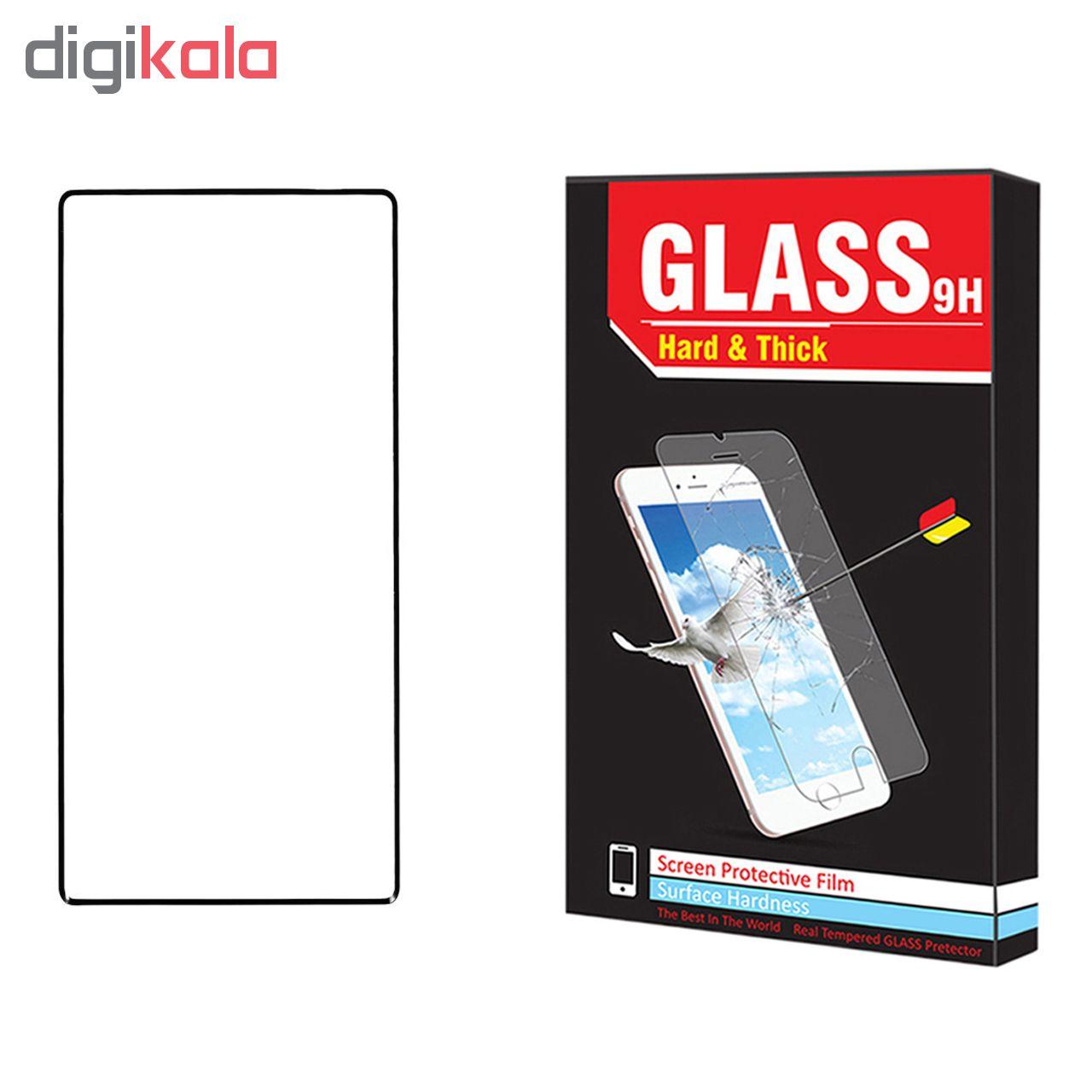 محافظ صفحه نمایش Hard and thick مدل F-001 مناسب برای گوشی موبایل سامسونگ Galaxy Note 10 main 1 1