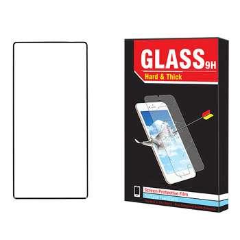 محافظ صفحه نمایش  Hard and thick مدل F-001 مناسب برای گوشی موبایل سامسونگ Galaxy Note 10 pro
