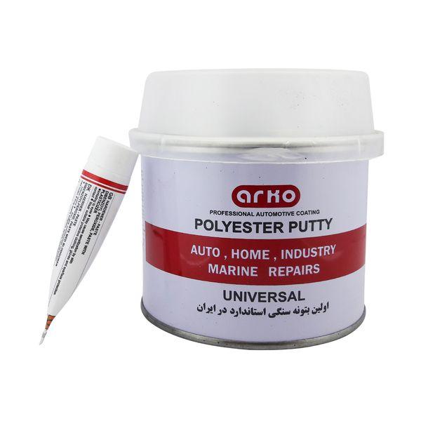 مشخصات، قیمت و خرید بتونه سنگی آرکو مدل AR12 وزن 500 گرم | دیجیکالا