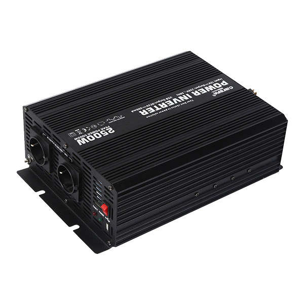 مبدل برق خودرو کارسپا مدل 2.5KU-12