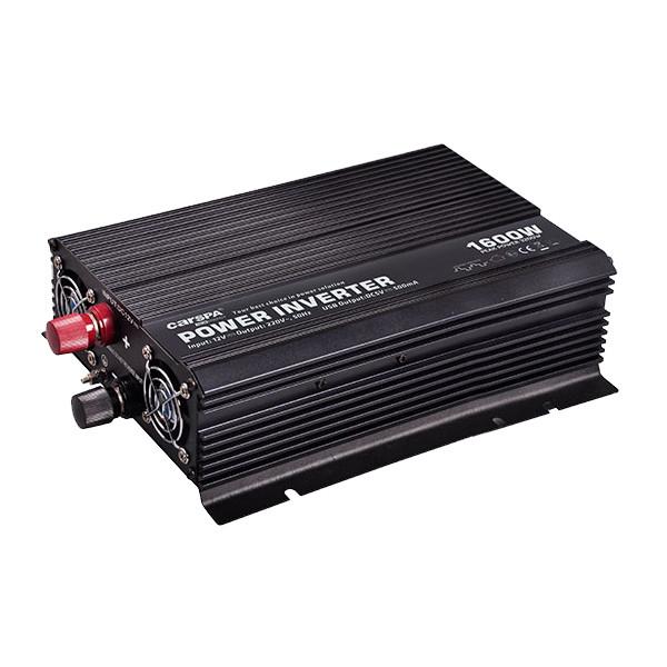 مبدل برق خودرو کارسپا مدل 1.6KU-24