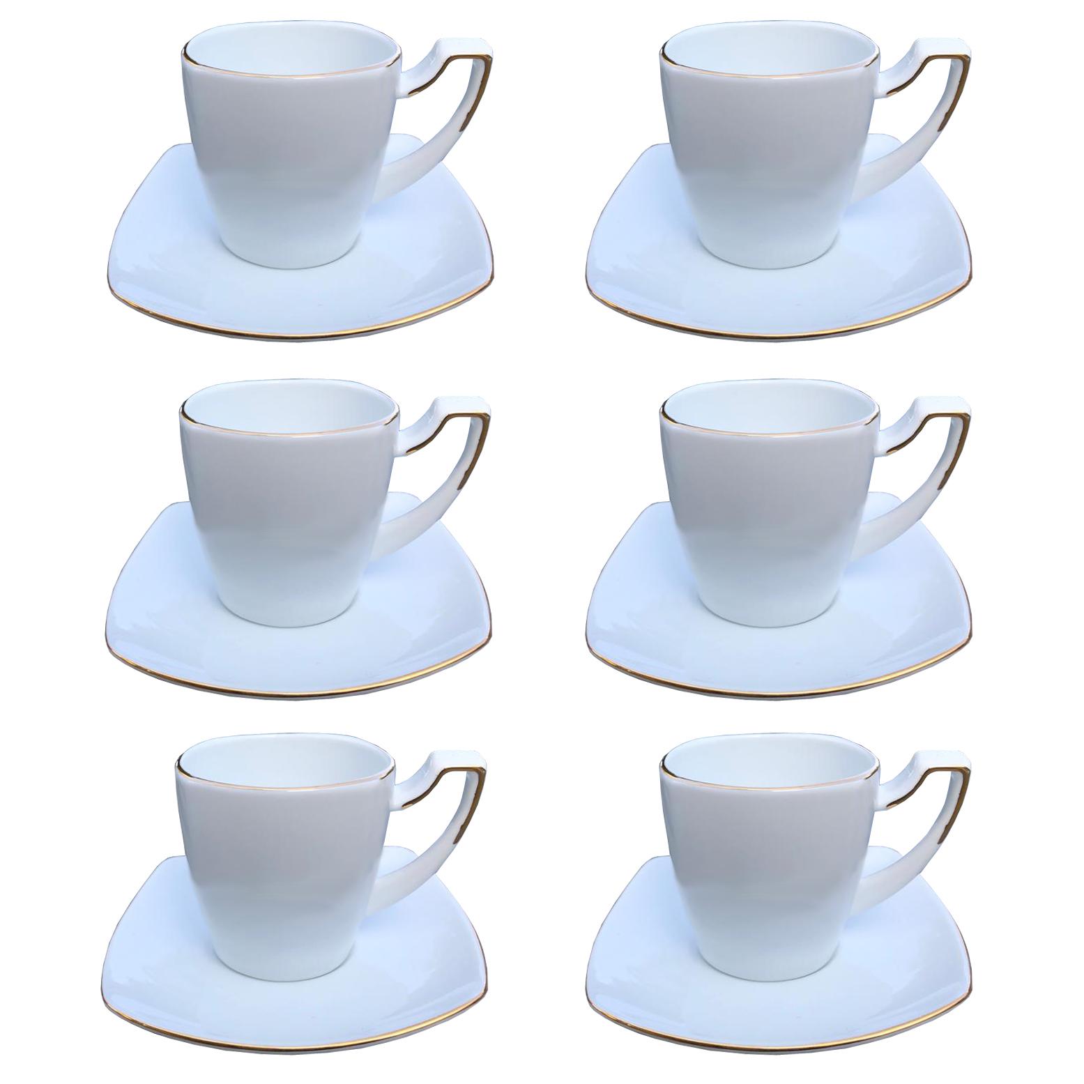 عکس سرویس چای خوری 12 پارچه مدل SENATOR 66