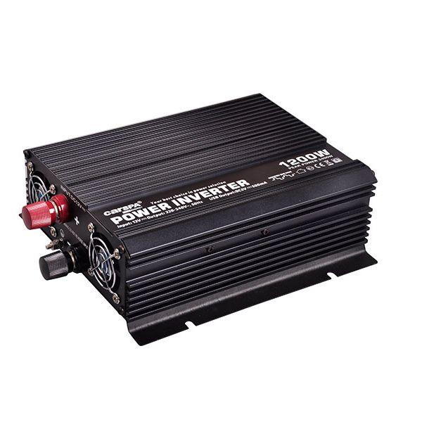 مبدل برق خودرو کارسپا مدل 1.2KU-12