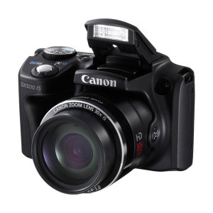 دوربین دیجیتال کانن مدل PowerShot SX500 IS