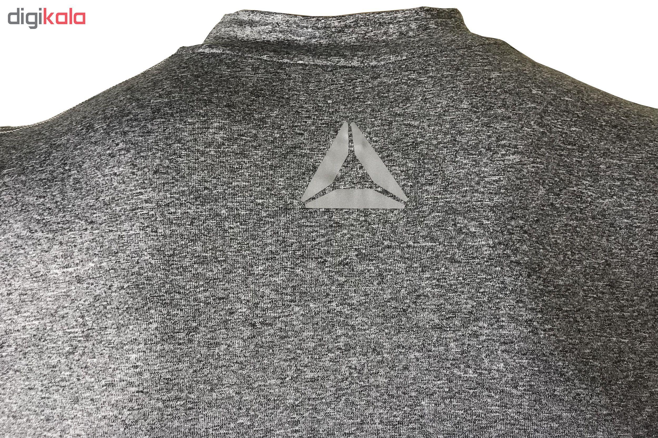 تی شرت ورزشی مردانه کد RB-G109