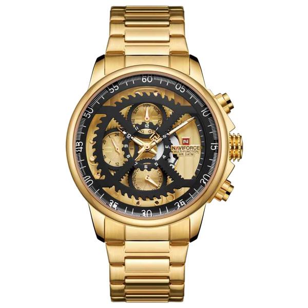 ساعت مچی عقربه ای مردانه نیوی فورس کد NF9150G