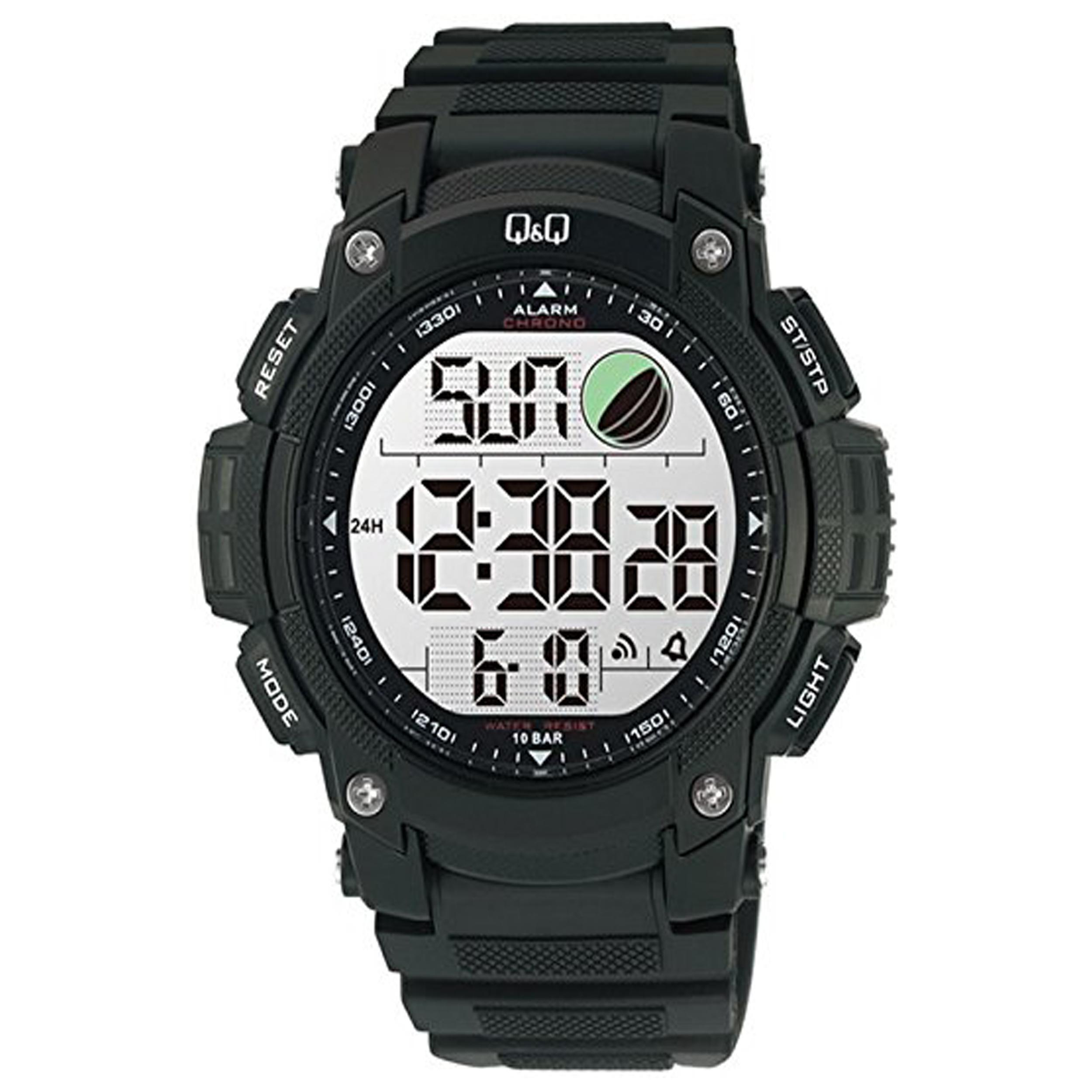 ساعت مچی دیجیتال مردانه کیو اند کیو کد M119J002Y