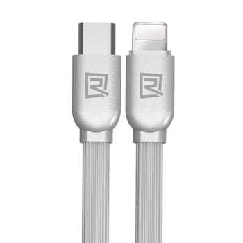 کابل تبدیل USB-C به لایتنینگ ریمکس مدل RC-037a طول 1 متر