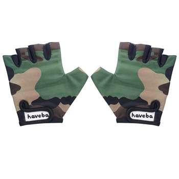 دستکش ورزشی هاوبا کد 567