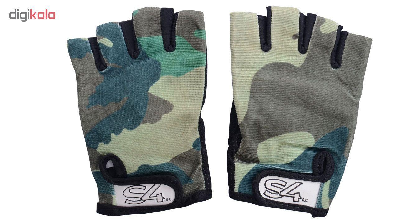 دستکش ورزشی اس فور کد 98 main 1 1