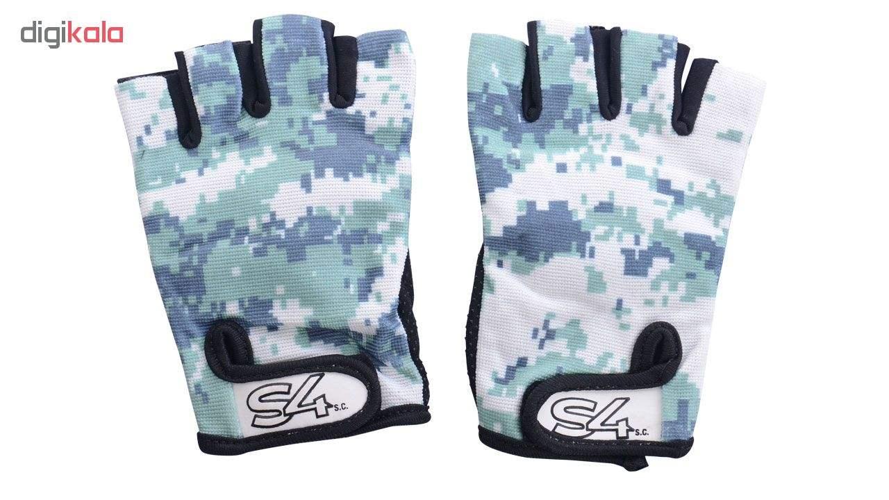 دستکش ورزشی اس فور کد CD65 main 1 1