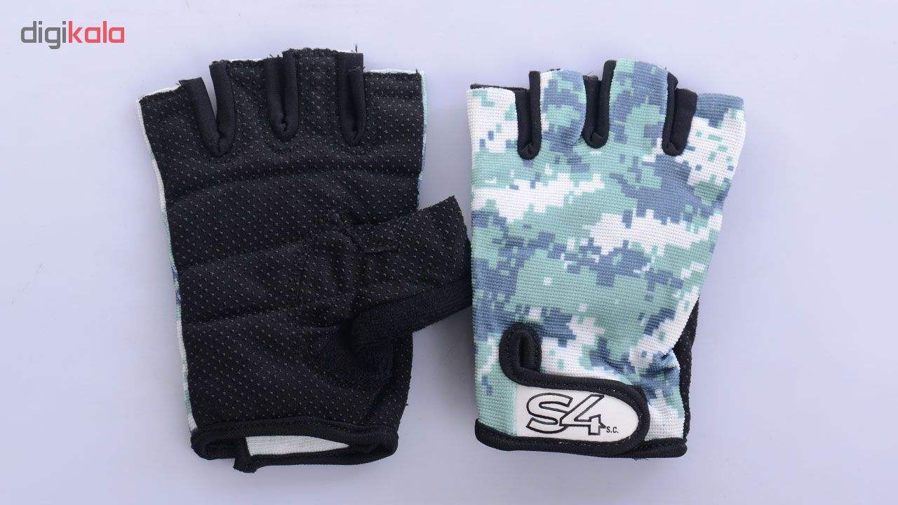 دستکش ورزشی اس فور کد CD65 main 1 2