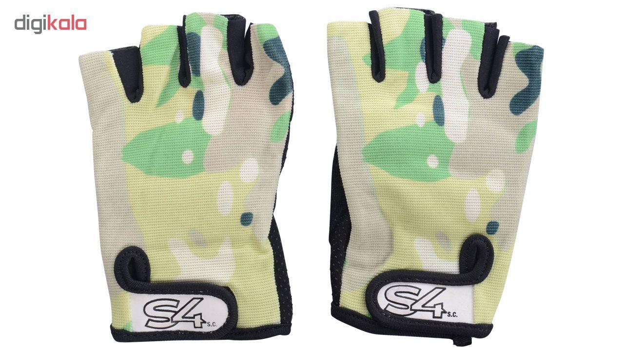دستکش ورزشی اس فور کد BX31 main 1 1