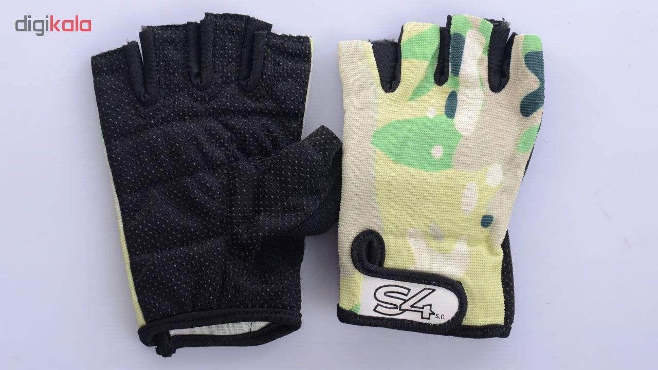 دستکش ورزشی اس فور کد BX31 main 1 2