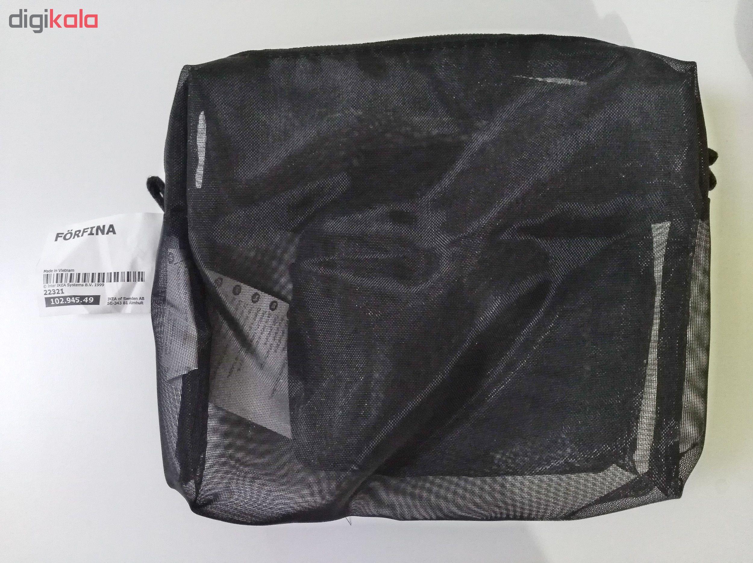 کیف لوازم شخصی ایکیا مدل FORFINA مجموعه 3 عددی