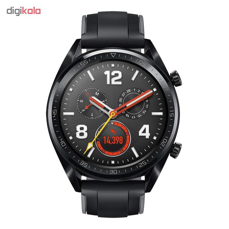 ساعت هوشمند هوآوی مدل  GT Sport FTN-B19
