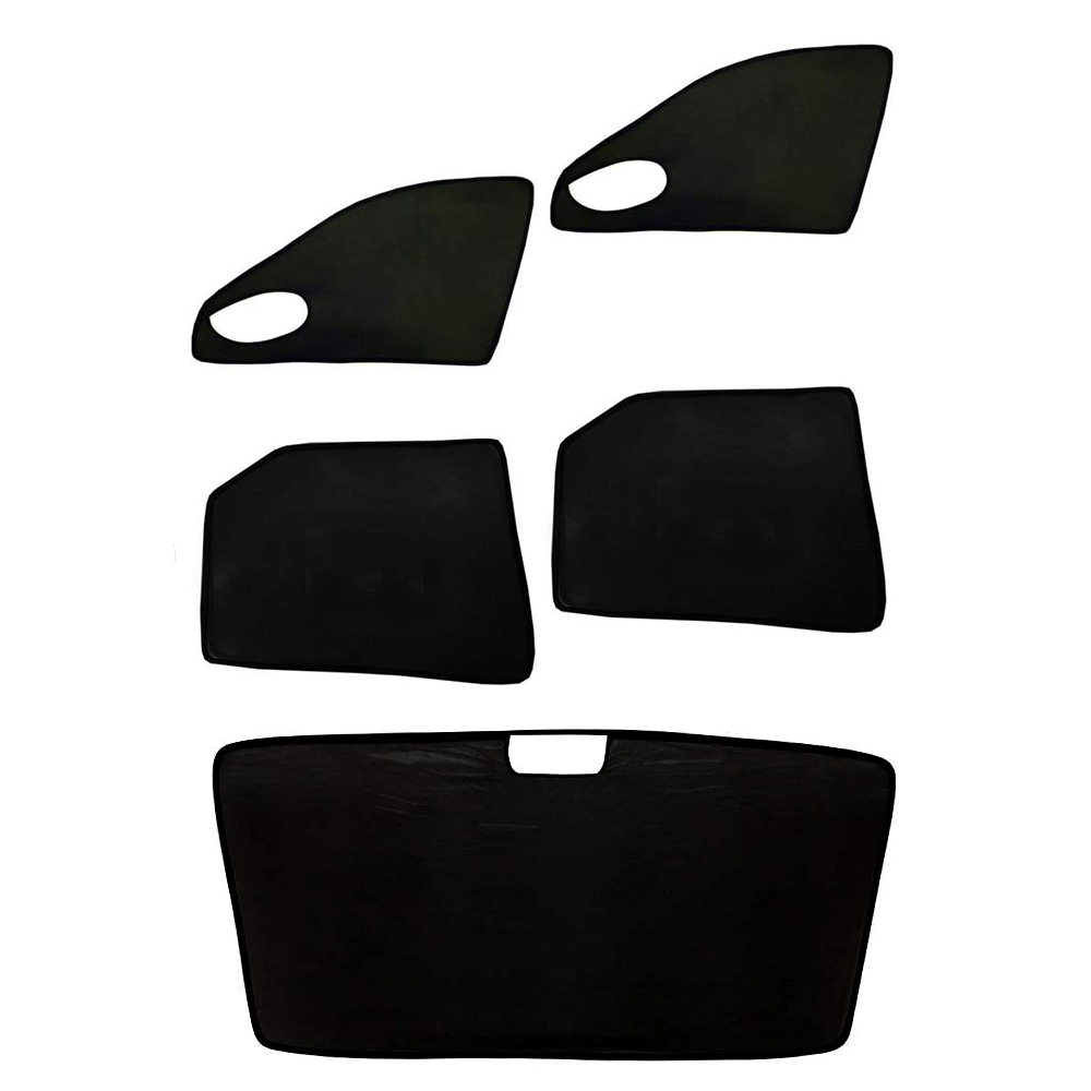 خرید                     آفتاب گیر شیشه خودرو مدل PG1 مناسب برای پژو 405 مجموعه 5 عددی
