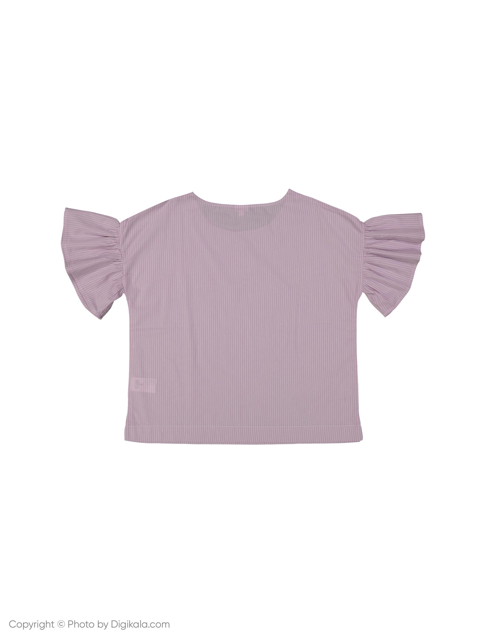 خرید                                      تی شرت و شلوار راحتی زنانه یوپیم مدل 5125895