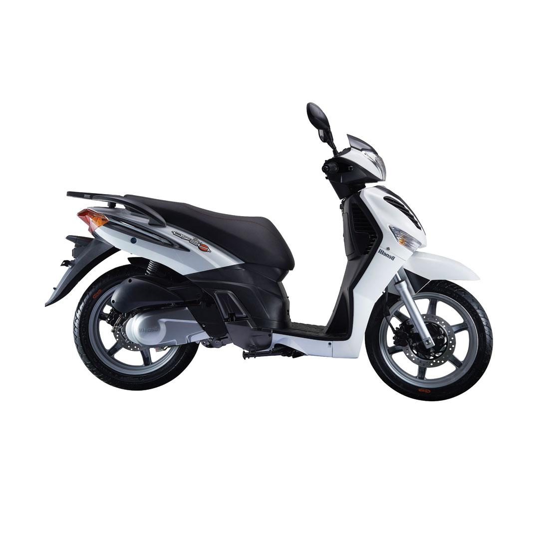 موتورسیکلت بنلی مدل کافه نرو ۱۵۰سی سی سال ۱۳۹۸
