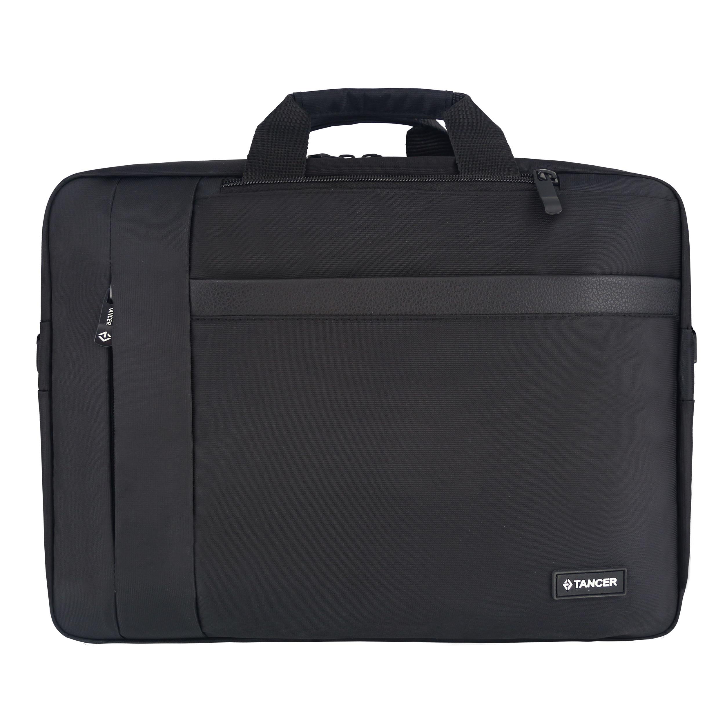 کیف لپ تاپ تنسر مدل کاریو مناسب برای لپ تاپ 15.6 اینچی