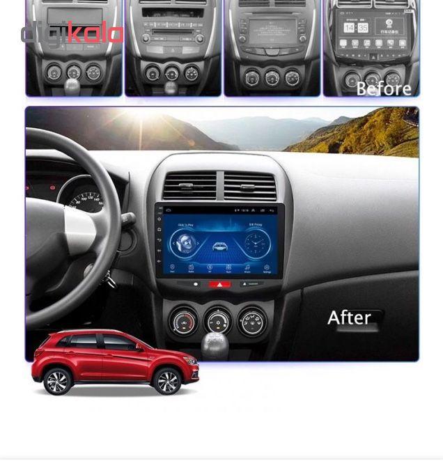 پخش کننده خودرو ایمپالا مدل ASX