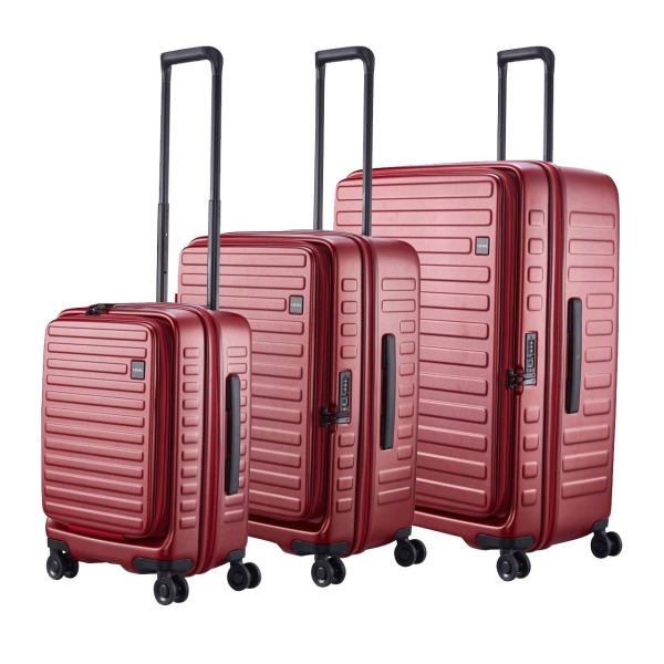 مجموعه سه عددی چمدان لوجل مدل Cubo