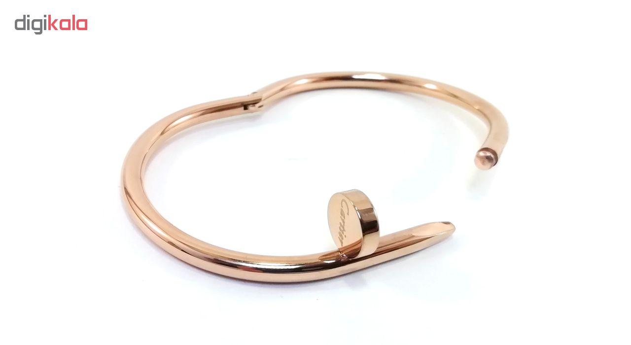دستبند زنانه طرح میخ کد AV