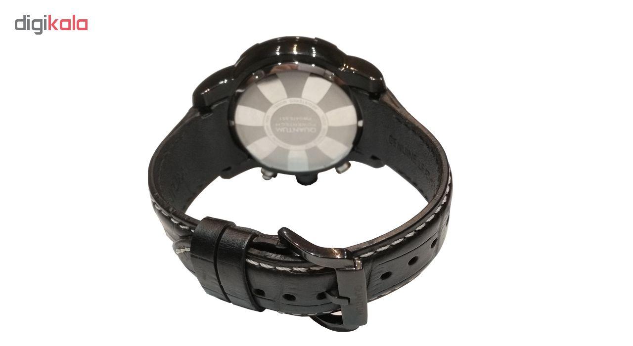 ساعت مچی عقربه ای مردانه کوانتوم کد PWG476.651              ارزان