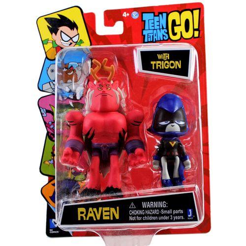 اکشن فیگور تین تایتانز گو مدل RAVEN کد 73429