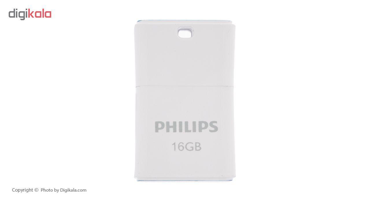 فلش مموری فیلیپس مدل Picco-FM16FD85B ظرفیت 16 گیگابایت  Philips Picco-FM16FD85B Flash Memory 16GB