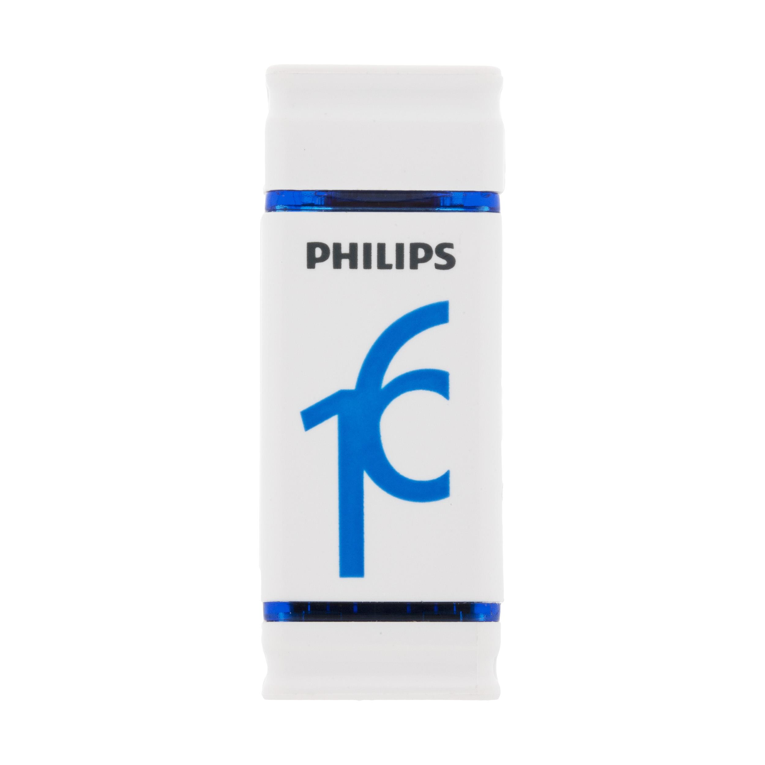بررسی و {خرید با تخفیف}                                     فلش مموری فیلیپس مدل Dueto-FM16FDI28B ظرفیت 16 گیگابایت                             اصل