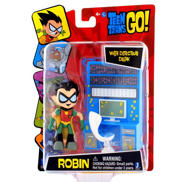 اکشن فیگور تین تایتانز گو مدل ROBIN کد 63429