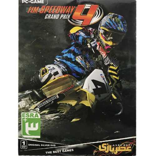 بازی Fim speedway 4 Grand Prix مخصوص PC