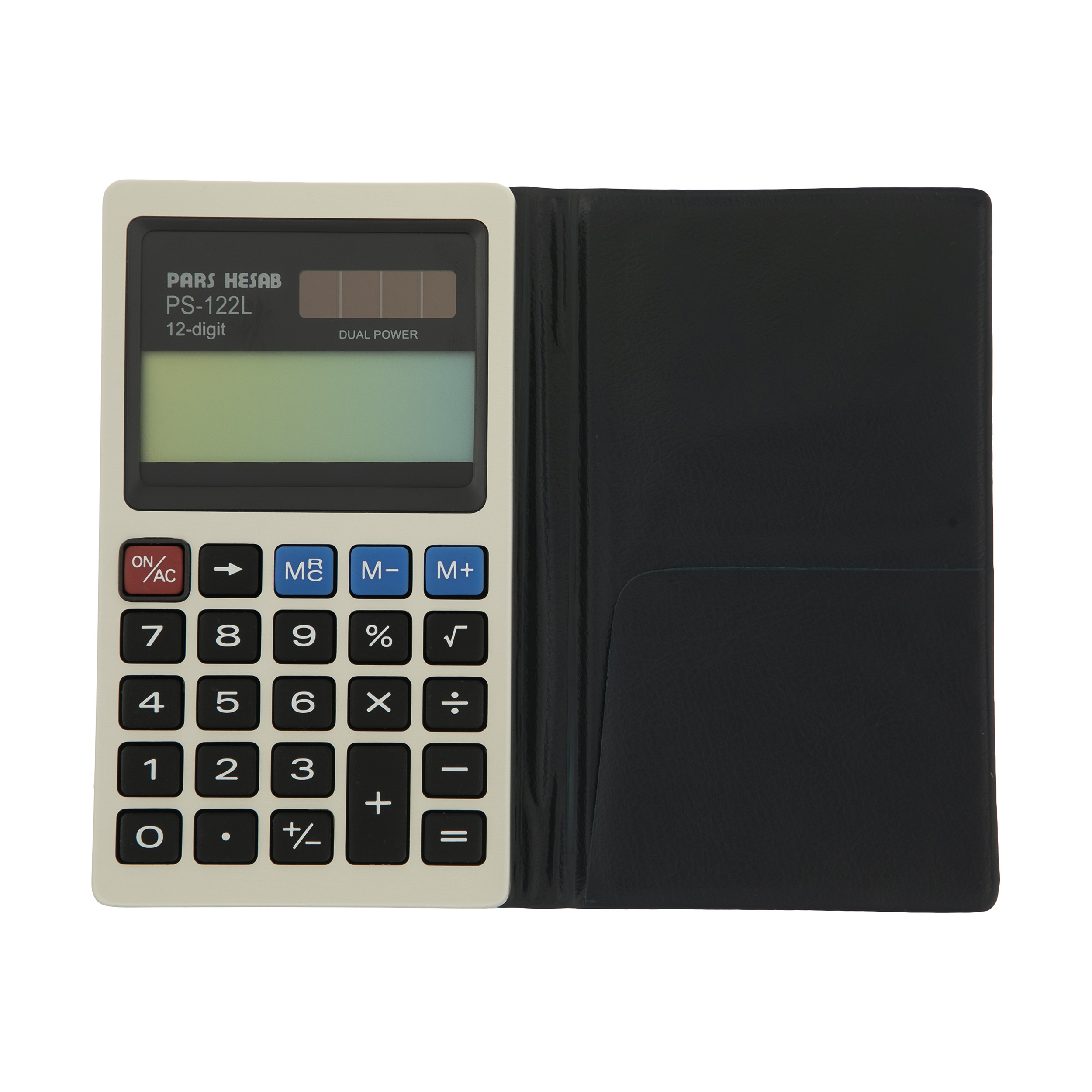 ماشین حساب پارس حساب مدل PS-122L