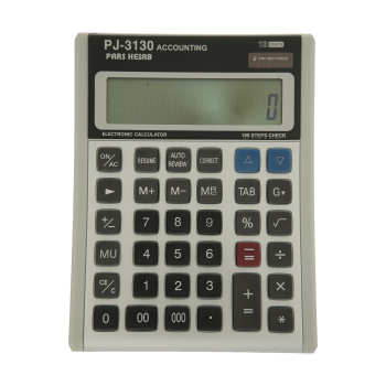 تصویر ماشین حساب پارس حساب مدل PJ3130
