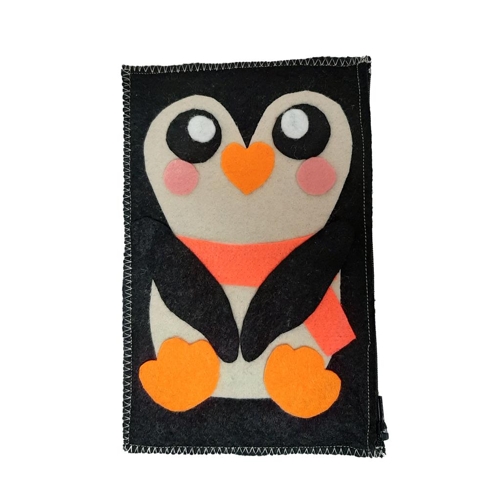 جامدادی طرح پنگوئن مدل p010