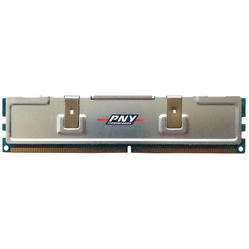 رم دسکتاپ DDR2 تک کاناله 667 مگاهرتز CL5 پی ان وای مدل 64A0TFTHE-HS ظرفیت 1 گیگابایت