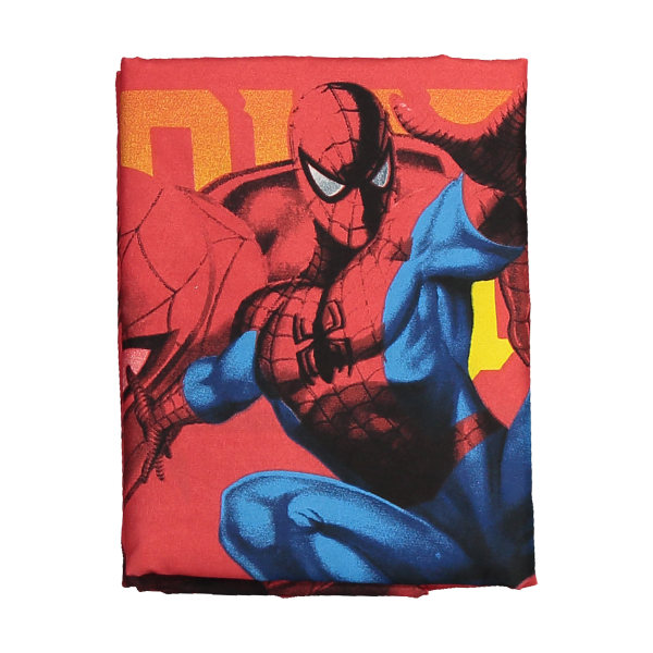 ملحفه کودک کد 003 طرح مرد عنکبوتی