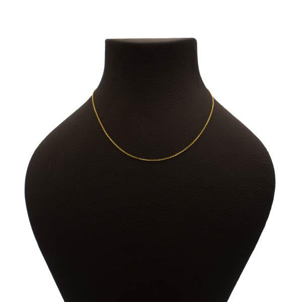 زنجیر طلا 18 عیار زنانه آرشا گالری کد 407A2479