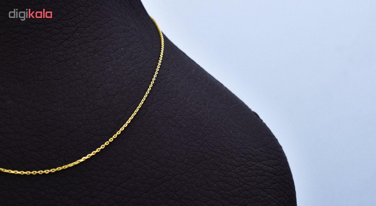 زنجیر طلا 18 عیار زنانه آرشا گالری کد 407A2479 main 1 2