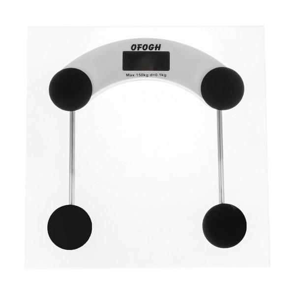 ترازو دیجیتال افق مدل سفید
