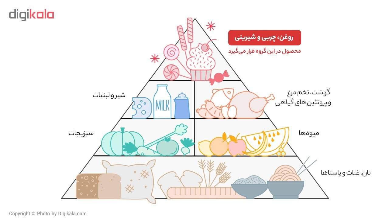 روغن زیتون ارگانیک فرابکر اکسیر - 1 لیتر main 1 4