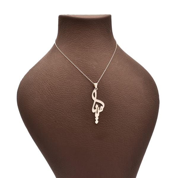 گردنبند نقره زنانه کد 185s6