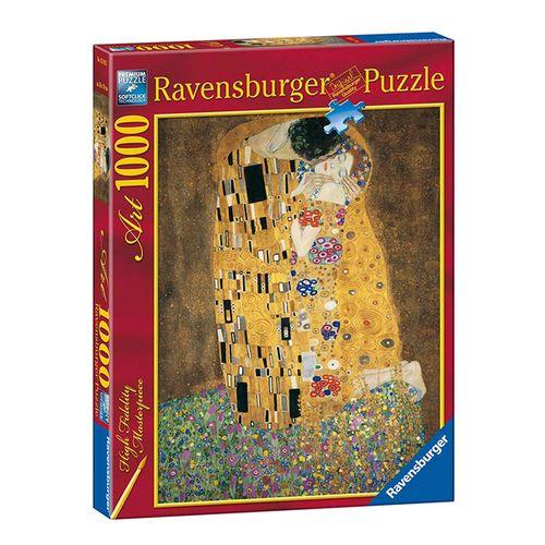 پازل 1000 تکه راونزبرگر مدل   Gustav Klimt – The Kiss