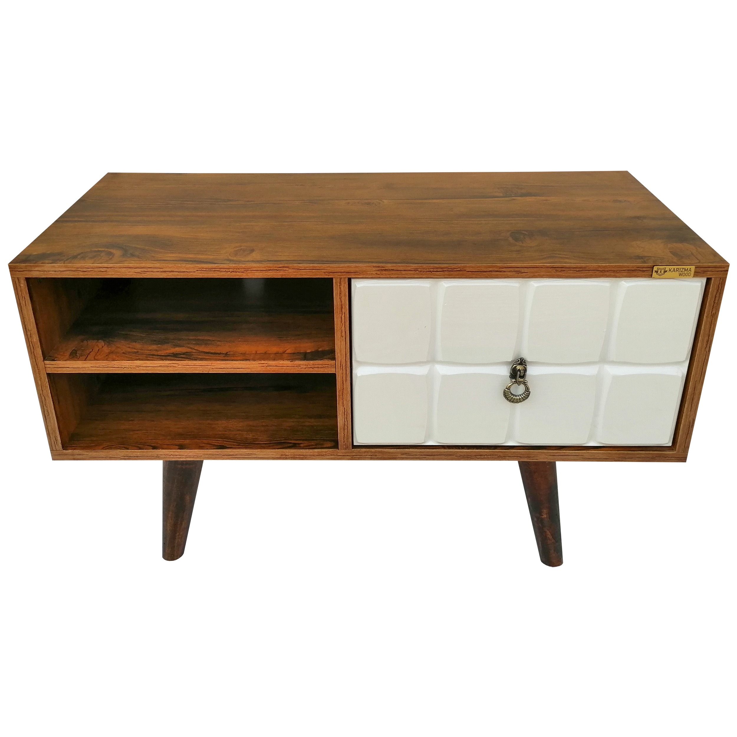 میز تلویزیون کاریزما وود مدل A.KMW200