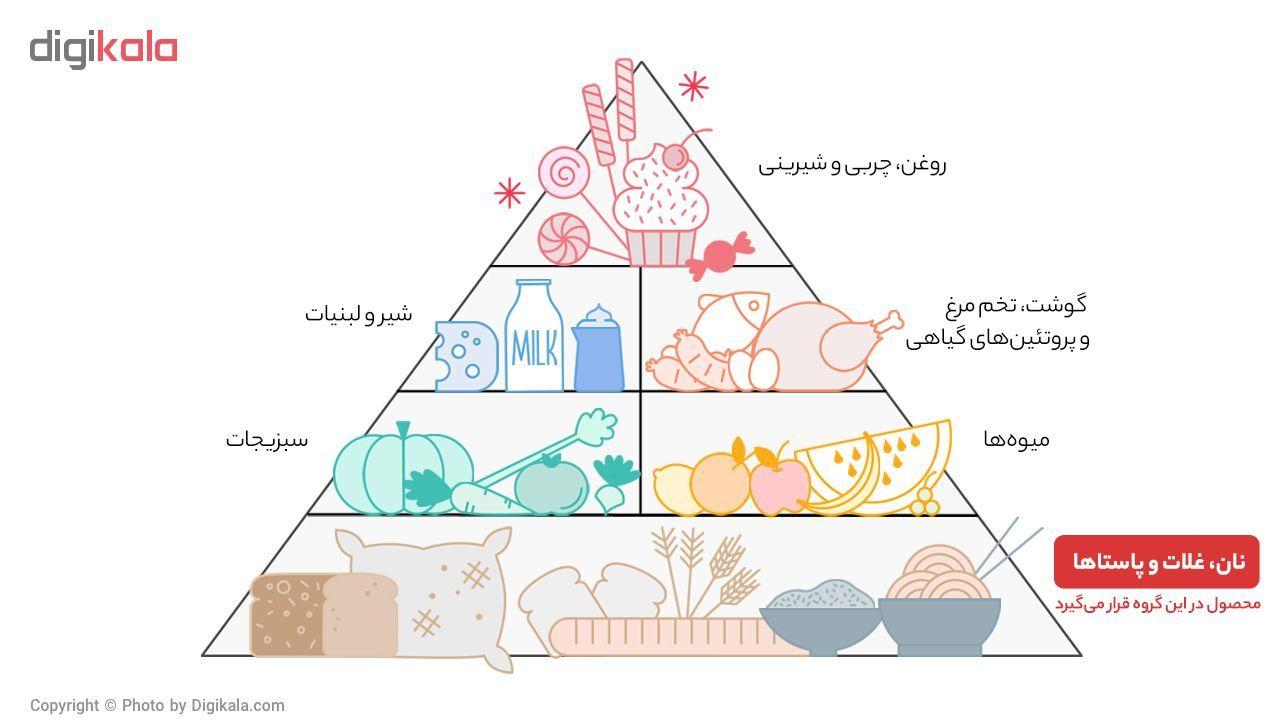 کوکو سیب زمینی فارسی مقدار 400 گرم main 1 5
