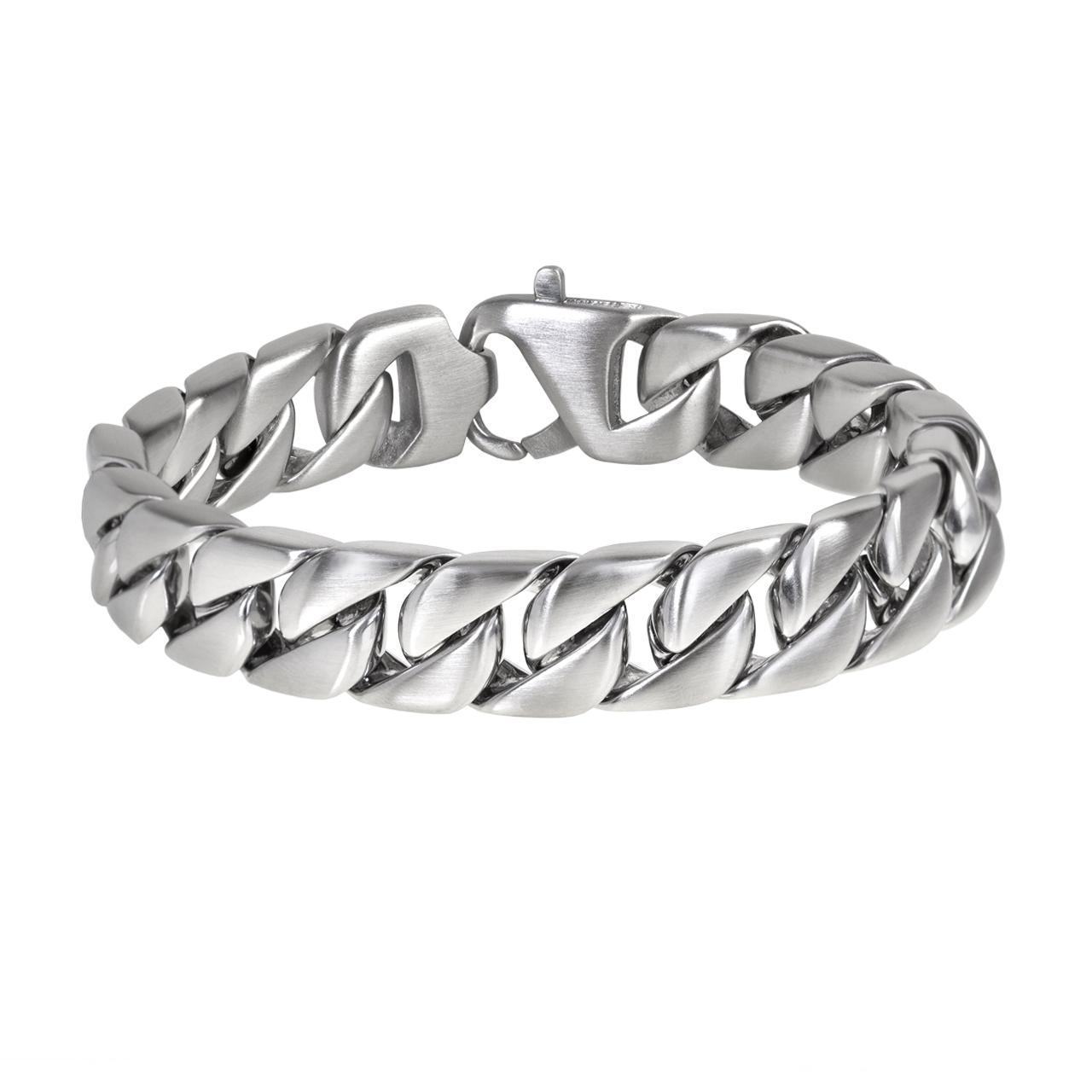 دستبند مردانه اقلیمه کد DS420