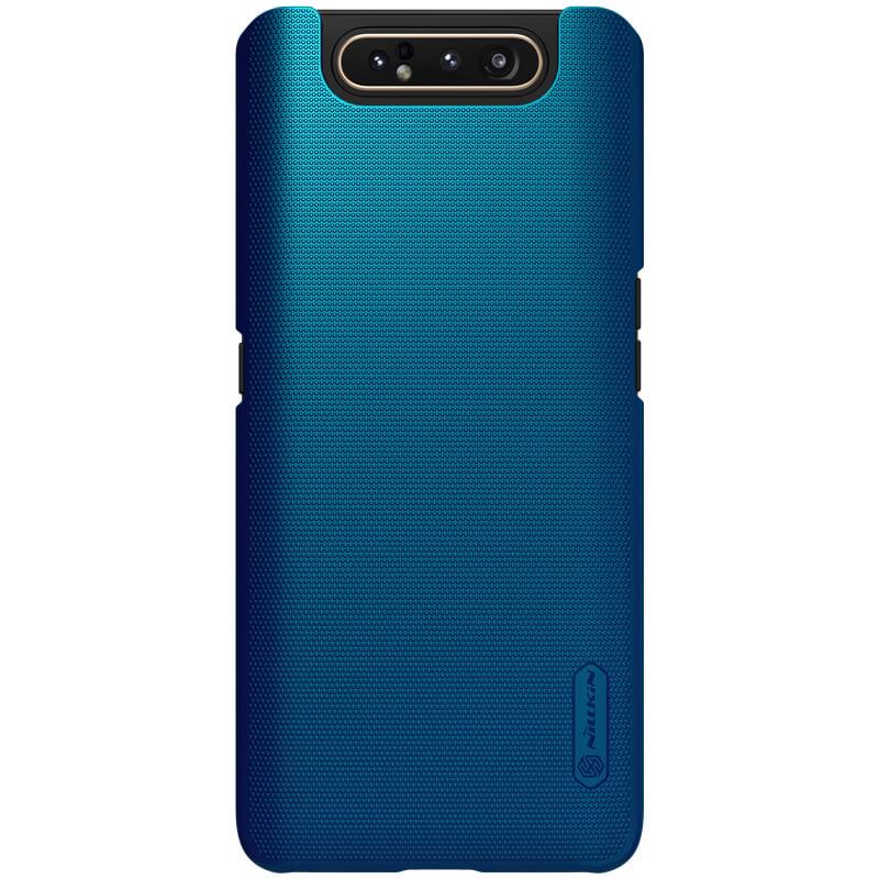 کاور نیلکین مدل Super Frosted Shield مناسب برای گوشی موبایل سامسونگ Galaxy A80