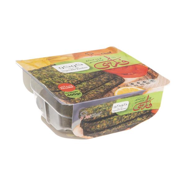 کوکو سبزی فارسی مقدار 400 گرم
