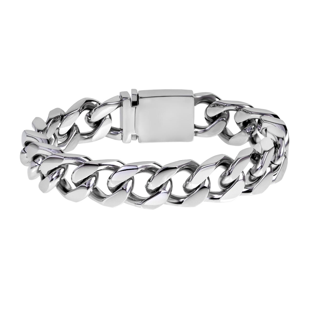 دستبند مردانه اقلیمه کد DS422